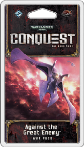 Warhammer 40,000 : Conquest - Against the Great Enemy